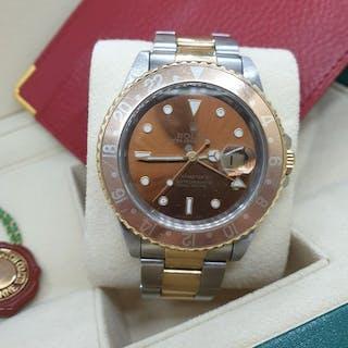 """Rolex - GMT-Master II """"Tiger Eye"""" - 16713 - Men - 1990-1999"""
