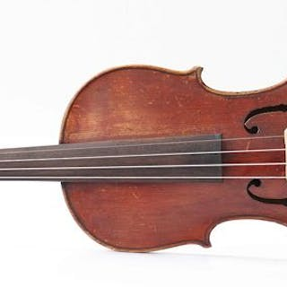 Labeled Dall Aglio - 4/4 - Violino - Italia - 1828