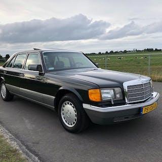 Mercedes-Benz - 560 SEL W126 - 1987