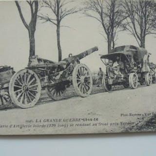 Battaglia, MILITARE - Cartoline (75) - 1900-1920