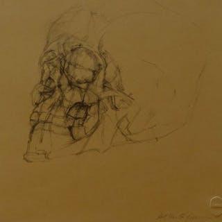 Alberto Giacometti (1901 - 1966) - Craneo