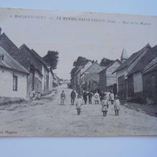 Frankreich - Alle animierten Karten - Postkarten (110) - 1900-1930