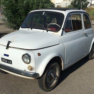 Fiat - 500 F - 1970