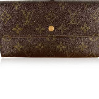 Louis Vuitton - Mod. Sarah Wallet