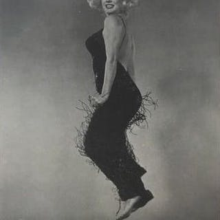 Philippe Halsman (1906-1979) - Marilyn Monroe, 1954