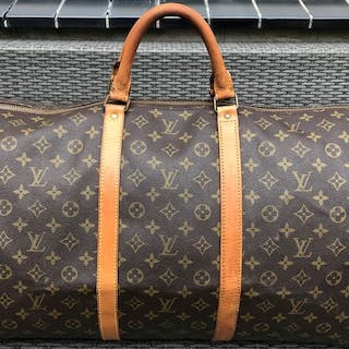 Louis Vuitton - Keepall 60 (Old Style)Travel bag
