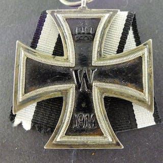Deutschland - Eisernes Kreuz 2.Klasse 1914 für Kämpfer - Auszeichnung