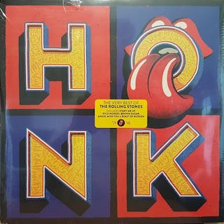 Rolling Stones - HONK - The Very Best of The Rolling Stones - LP Album