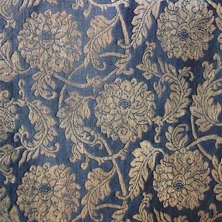 Textile - Silk - China - 17th century