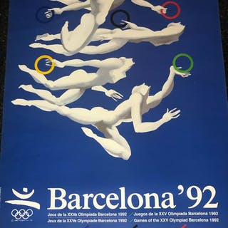 Josep Pla Narbona- Josep Pla Narbona - Barcelona 92- 1990