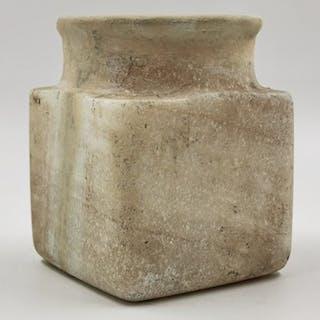 Bactrian Alabaster Storage Jar
