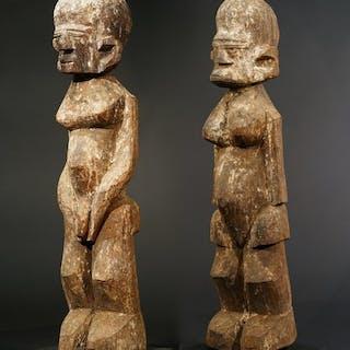 Scultura - Legno - Lobi - Burkina Faso