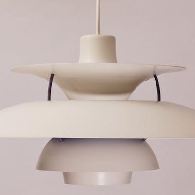 Poul Henningsen - Louis Poulsen - Deckenlampe - PH5 - Vroeg model