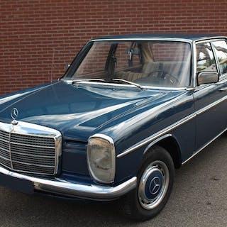 Mercedes-Benz - 200 D W115 - 1974