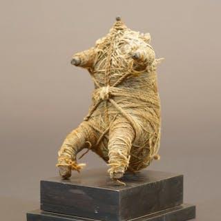 Skulptur - Holz - Namji - Kamerun