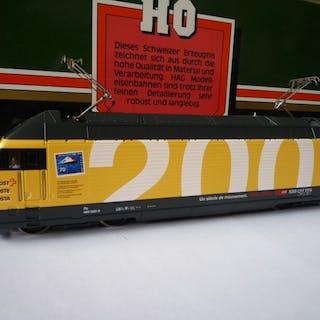 HAG H0 - 280 - Electric locomotive - Re 460 'Die Post'...