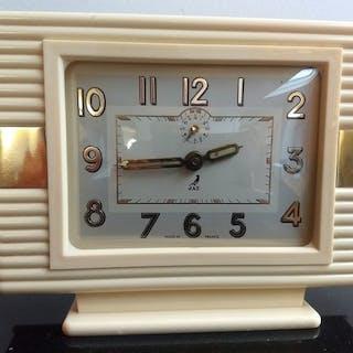 Orologio da tavolo - JAZ - bachelite - metà del XX secolo