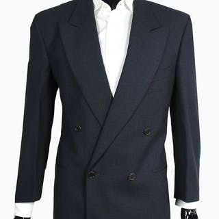 Valentino - Virgin Wool double breasted Jacket - Size: IT 50 - Maat L