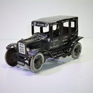 """Louis Marx - 1927 # Oldtimer Ford """"TIN LIZZIE"""" - 1920-1929 - U.S."""