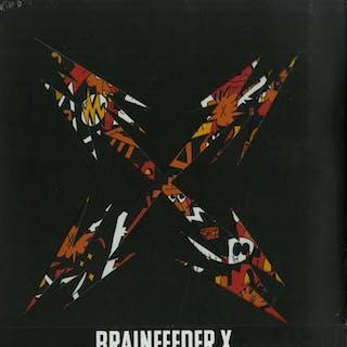 Various Artists/Bands in Electronic / Dance - Brainfeeder X - LP Album