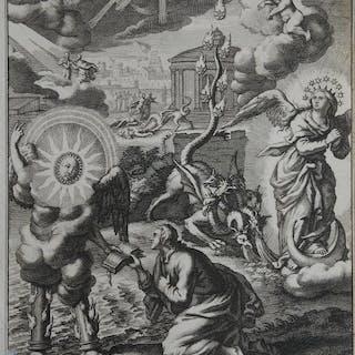 Nederlandse School (18e eeuw) - De Openbaring van Johannes