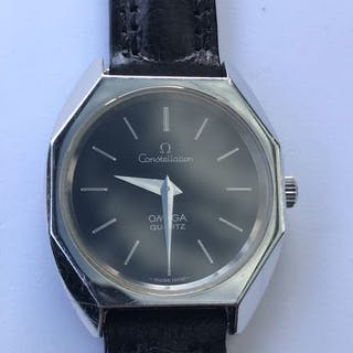 "Omega - Constellation - ""NO RESERVE PRICE"" - 191.0020 - Femme - 1980-1989"