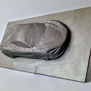 Decorative object - Gurrado automotive art - MCLAREN 720 S - 2019