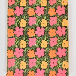 Andy Warhol - Stockholm Catalogue - 1970