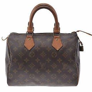 Louis Vuitton - Speedy 25 Borsa a mano