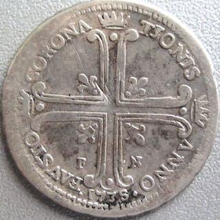 Italia - Regno di Sicilia -  Carlo di Borbone 1734-1719