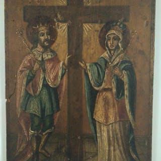 Icon, The True Cross