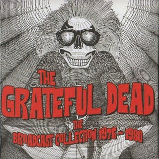 Grateful Dead - The Broadcast Collection 1976 - 1980 - CD