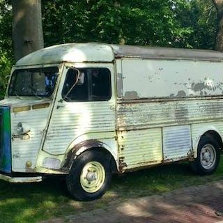 Citroën - HY - 1966