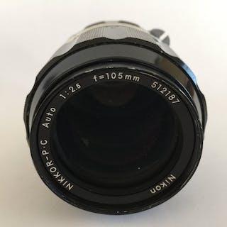 Nikon  \tNIKKOR-P C Auto 1:2,5 f=105mm