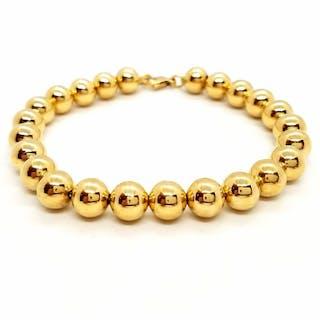 18 kts. Or jaune - Bracelet