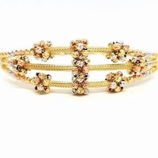 585 Or jaune - Bracelet