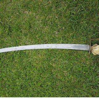 France - palmette sword - cavalry - Sabre