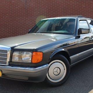 Mercedes-Benz - 300 SE - 1989