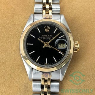 Rolex - Oyster Perpetual Date Lady - 6916 - Women - 1970-1979