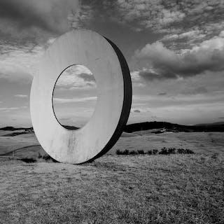Oana Gherghinescu (1979-) - 'Forced landing', 2018