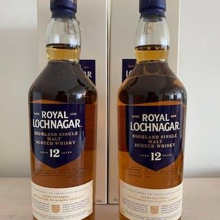 Royal Lochnagar 12 years old - 70 cl - 2 flaschen