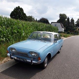 Ford - Taunus 17M - 1960