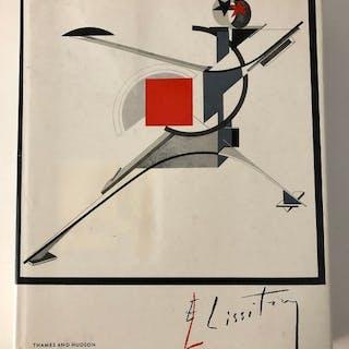Sophie Lissitzky-Küppers - El Lissitzky- 1980
