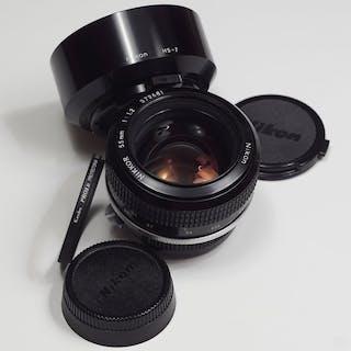 Nikon NIKKOR 55mm F1.2 AI - Year 1974