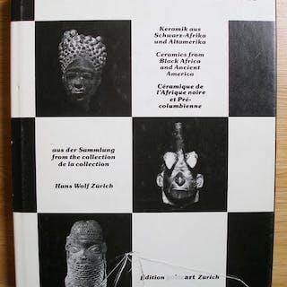 Prenota la ceramica dell'Africa nera e dell'America antica di Karl F