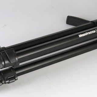 Manfrotto 718B kwaliteitsstatief (quality tripod)