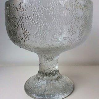 Tapio Wirkkala - Italla - Servierplatte - Glas