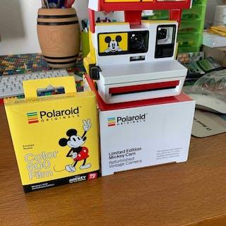 Polaroid Original 600 Micky Cam