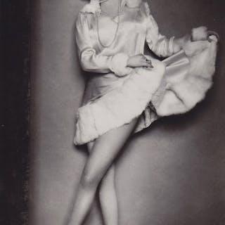 "Madame D'Ora ( Dora Kallmus 1881-1963) - ""Tall"