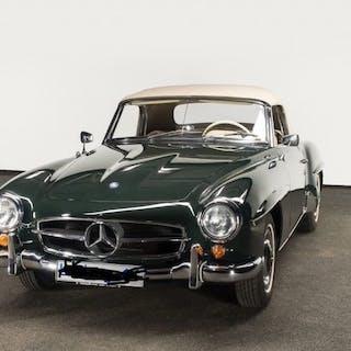 Mercedes-Benz - 190 Sl W 121 - 1962